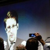 Edward Snowden giver den som whistleblower. Men er han simpel spoion? EPA/ROALD BERIT NORWAY OUT