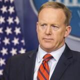 I sin kritik af Assad sagde Trumps talsmand Sean Spicer, at end ikke Adolf Hitler brugte kemiske våben mod sin egen befolkning.