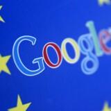 32 milliarder kroner skal Google betale for uetisk opførsel, slog EUs konkurrencekommissær Margrethe Vestager fast onsdag. Arkivfoto: Dado Ruvic, Reuters/Scanpix