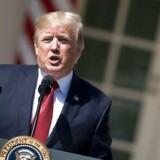 Nordkorea er ude på ballade, men USA er udmærket i stand, og klar til, at tage sig af det, fastslår USAs præsident Donald Trump.