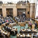 (ARKIV) Regeringspartiernes brev skal behandles på et møde i Folketingets Præsidium den 28. februar. (Foto: Mads Claus Rasmussen/Scanpix 2018)