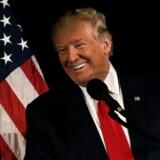 Der er måske knas med Donald Trumps velgørenhedsorganisation i New York. Den er ikke lovligt registreret, siger de juridiske myndigheder i delstaten, der nu har bedt den indstille sit virke. Reuters/Mike Segar