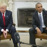 Barak Obama og Donald Trump mødtes i går. Nu starter en tid, hvor præsidentjobbet galant og let skal overdrages, og derfor nytter det ikke, at man ikke kan samarbejde. Erhvervspsykolog Majken Matzau siger, at politikerne må glemme de nedrige kommentarer, der er blevet sagt.