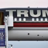 Donald Trump under præsidentvalgkampen. Arkivfoto: Scanpix
