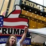 Trump Tower - og Trump Power.
