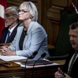 »Jeg mener ikke, den var nødvendig,« siger Folketingets formand, Pia Kjærsgaard, om den aftale, der gav partierne 52 millioner kroner mere i gruppestøtte.