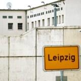 En syrisk mand, der var mistænkt for terror, blev fundet hængt i sin celle i et tysk fængsel.