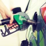 Opbremsning i forbrugerpriserne skyldes benzinpriser. Foto: Iris.
