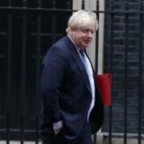 Den britiske udenrigsminister er vant til at boltre sig frit i Storbritanniens interne politiske debat. Men nu skal Boris Johnson begå sig på den internationale scene, og med det forestående Brexit følger europæerne opmærksom med i hans bramfrie udtalelser. Foto: AFP