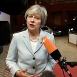 Britisk premierminister Theresa May vil afsætte adskillige millioner til bekæmpelse af Russisk Propaganda.