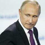 Arkivfoto. Idéen om en folkekongres for alle etniske grupper i Syrien får støtte fra Rusland.
