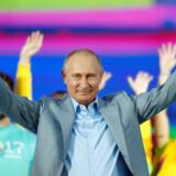 Den russiske præsident Vladimir Putin engerede sig personligt i forberedelserne til vinter-OL i Sotji i 2014. Legene blev det dyreste vinter-OL nogensinde.