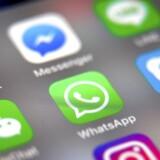 Facebook ejer også beskedtjenesten WhatsApp og billedtjenesten Instagram og indsamler oplysninger, uden at folk har givet tilsagn - også når de besøger andre sider på nettet og ikke klikker på »Synes om«-knappen. Arkivfoto: Ritchie B. Tongo, EPA/Scanpix