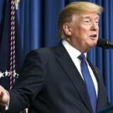 Den amerikanske præsident Donald Trump kan notere, at blandt andre de store amerikanske banker må notere enorme nedskrivninger som følge af skattereformen i USA. Men alligevel møder reformen opbakning.