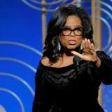 Oprah Winfreyda hun forleden modtog Cecil B. Demille Award ved Golden Globe-prisuddelingen.