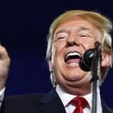 USA's præsident, Donald Trump, langer hårdt ud efter Harley-Davidson