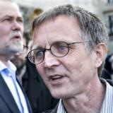 Slår sammenholdet mellem lærerformand Anders Bondo og FOA-formand Dennis Kristensen sprækker?