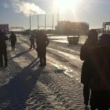 Det er blandt andet gas fra Sibirien, der skal gennem den planlagte Nord Stream 2 rørledning. (arkivfoto) Free/Privatfoto/ritzau