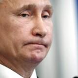 Arkivfoto. Et overvældende flertal i den amerikanske kongres har vedtaget at indføre yderligere sanktioner mod Rusland.