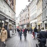 Arkivfoto. Den danske økonomi voksede i første kvartal af 2017, da bruttonationalproduktet (BNP) i sæsonkorrigerede tal gik frem med 0,3 pct. set i forhold til kvartalet før.