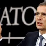 NATO-generalsekretær Jens Stoltenberg.