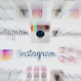 Filmoptagelser på op til en time kan nu lægges på Instagram, som Facebook ejer, for at konkurrere med Googles YouTube. Arkivfoto: Manan Vatsyayana, AFP/Scanpix