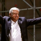 Mexicos nye præsident Andres Manuel Lopez Obrador