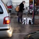 »Københavns åbne omgivelser sørger for, at forureningen lettere slipper væk og ud af byen, men luften er betydeligt mere forurenet herhjemme i disse kolde og vindstille dage,« fortæller professor i folkesundhedsvidenskab på Københavns Universitet, Steffen Loft.