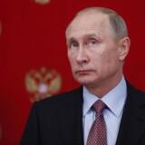 Moskva venter at have »tilintetgjort alle terrorister« i Syrien inden årets udgang, siger regeringskilde.