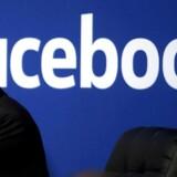 Facebooks stifter og topchef Mark Zuckerberg