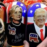 "Vladimir Putin har tidligere rost Donald Trump som en ""farverig og talentfuld person"". Foto: AFP / Kirill KUDRYAVTSEV"