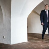 Portræt af Martin Henriksen, folketingsmedlem for Dansk Folkeparti. Foto: Mads Joakim Rimer Rasmussen