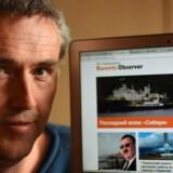 Thomas Nilsen. Foto: Atle Staalesen, Barents Observer