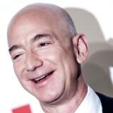 Amazons adm. direktør Jeff Bezos.