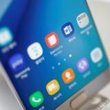 Samsung bliver ikke pålagt at skulle opdatere ældre telefoner og dermed få lukket for de nyest fundne sikkerhedshuller, siger hollandsk domstol. Arkivfoto: Kim Hong-Ji, Reuters/Scanpix