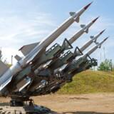Modelfoto fra Iris. THAAD er navnet på et avanceret forsvarssystem, der fremover skal beskytte sydkoreanske borgere mod missilangreb fra landets aggressive nabo i nord.