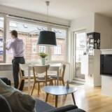 Antallet af ejerlejligheder til salg er steget med 11 procent i København og 21 procent på Frederiksberg.