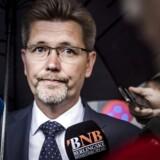 »Vildt at Frank Jensen lækkede oplysninger om politisk modstander....«, skrev Venstres partisekretær, Claus Richter, efter et interview, som den københavnske overborgmester gav til TV 2 News.