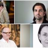 Carolina Magdalene Maier overtager rollen som politisk ordfører fra Rasmus Nordqvist. René Gade bliver partiets nye gruppeformand efter Josephine Fock.