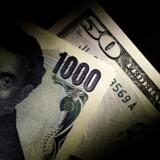 Valuta: Dollar får lidt af det tabte tilbage