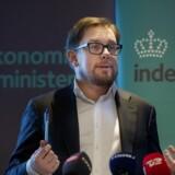 Økonomisk Redegørelse er regeringens prognose for dansk økonomi. Den præsenteres af økonomi- og indenrigsminister Simon Emil Ammitzbøll-Bille mandag den 18. december 2017.