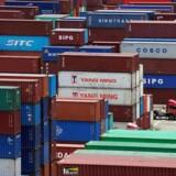 Containere i Shanghai