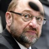 Martin Schulz, leder af SPD.