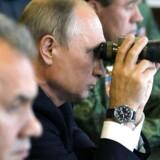 Vladimir Putin havde ikke meget til overs for Rodchenkovs rolle i forbindelse med Wada-rapporten i 2016.