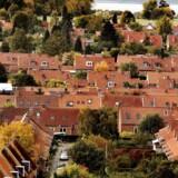 Arkiv: Huse i Lyngby.