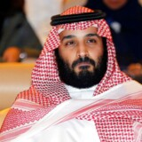 Den saudiske kronprins Mohammed bin Salman.