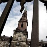 Christiansborg.