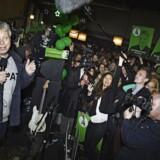 Uffe Elbæk og Alternativet strøg ind i Folketinget ved valget i 2015 - og de fleste af partiets stemmer blev hentet i storbyerne.