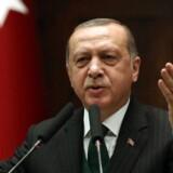 Arkivfoto: Erdogans fangarme rækker dybt ind i lande over hele Europa. Via en annonce i en tyrkisk avis har præsidenten opfordret personer med tyrkiske rødder over hele Europa til at angive personer med tilknytning til Gülenbevægelsen til de tyrkiske myndigheder.