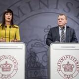 Statsminister Lars Løkke Rasmussen og minister for offentlig innovation Sophie Løhde præsenterede onsdag regeringens nye planer for udflytning af statslige arbejdspladser. Det møder nu kritik fra økonomisk vagthund.